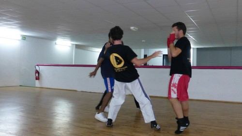 Savate defense pour BADSABOX 07