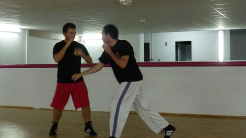 Savate defense pour BADSABOX 19