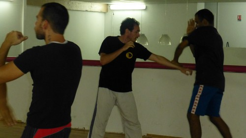 Savate defense pour BADSABOX 27