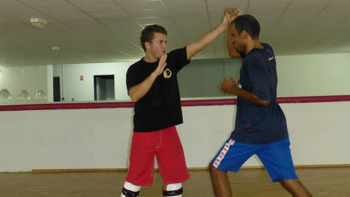 Savate defense pour BADSABOX 38