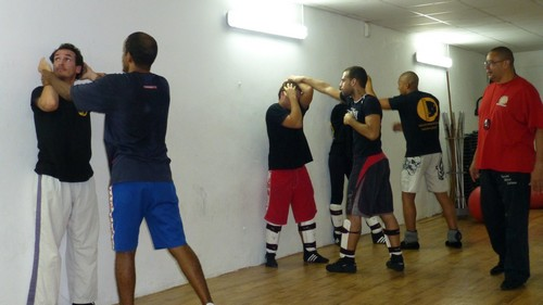 Savate defense pour BADSABOX 48